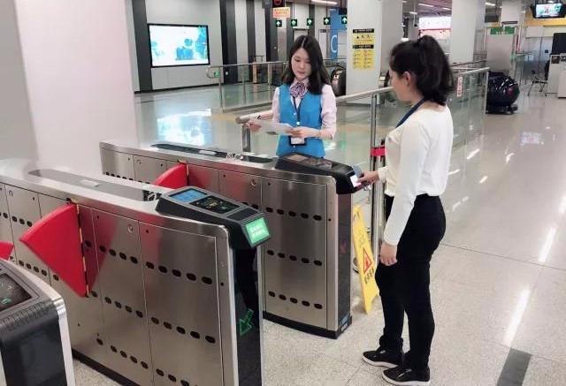 深圳地铁扫码过闸机检票功能正式上线,打造鹏城智慧交通