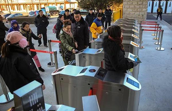 景区电子门票系统应用-创新通