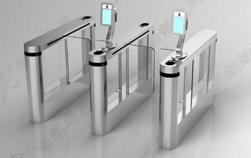 人脸识别技术结合闸机设备有效提升出入口安防管理
