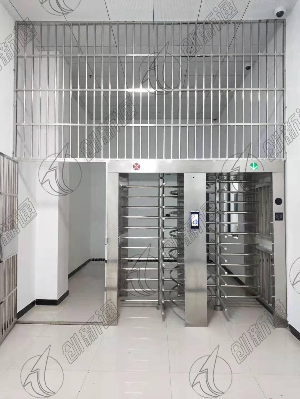 监狱全高旋转闸