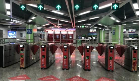 深圳地铁闸机已实现全国交通一卡通